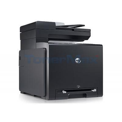 Dell 2135-cn Multifunction Color Laser Printer